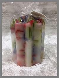 Jolly Rancher Pillar Chunk Candles-1